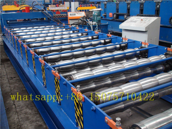 Automatic Glazed Tile Forming Machine pictures & photos