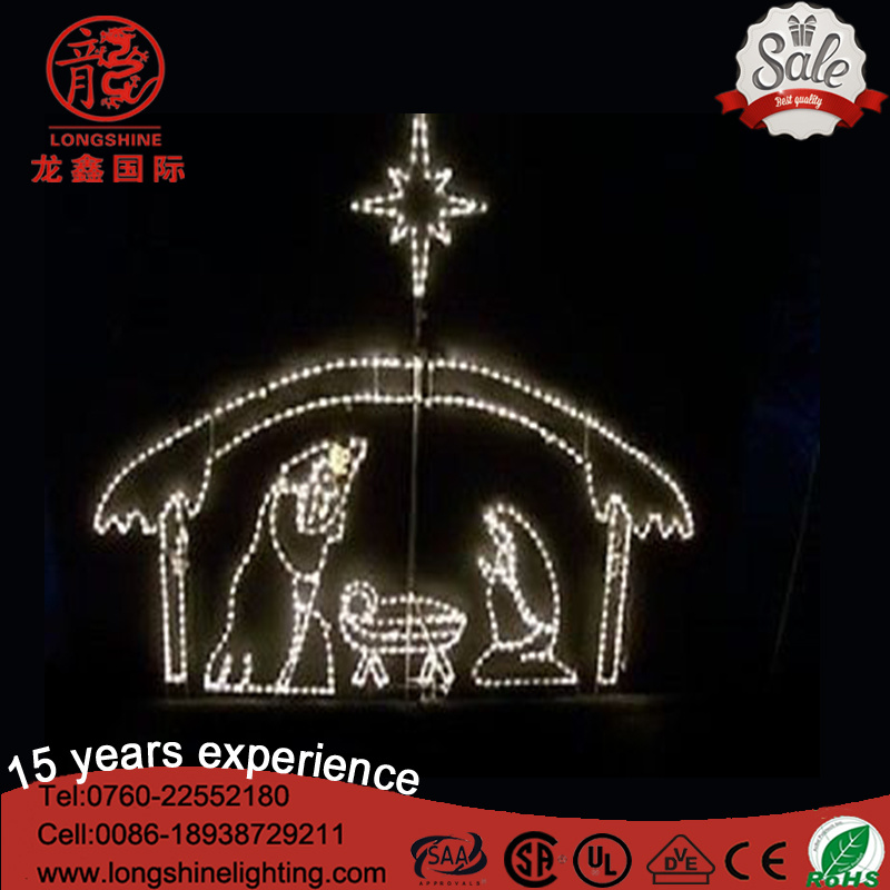 China led 15m ip65 large nativity 3 wise men holiday outdoor led 15m ip65 large nativity 3 wise men holiday outdoor christmas light for lawn decoration aloadofball Image collections