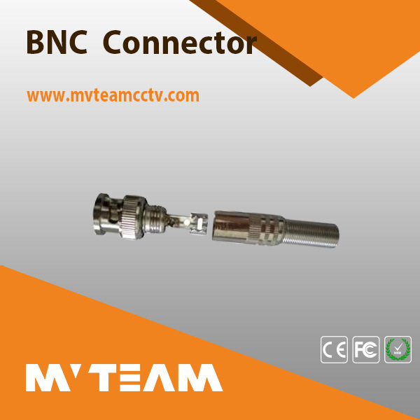 Mvteam CCTV Accessory BNC Connector (BNC09) pictures & photos