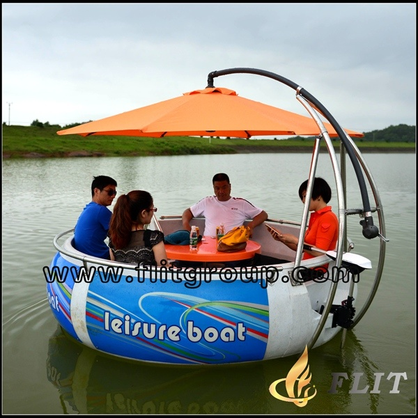 [Hot Item] Original Manufacture BBQ Donut Boat for Sale