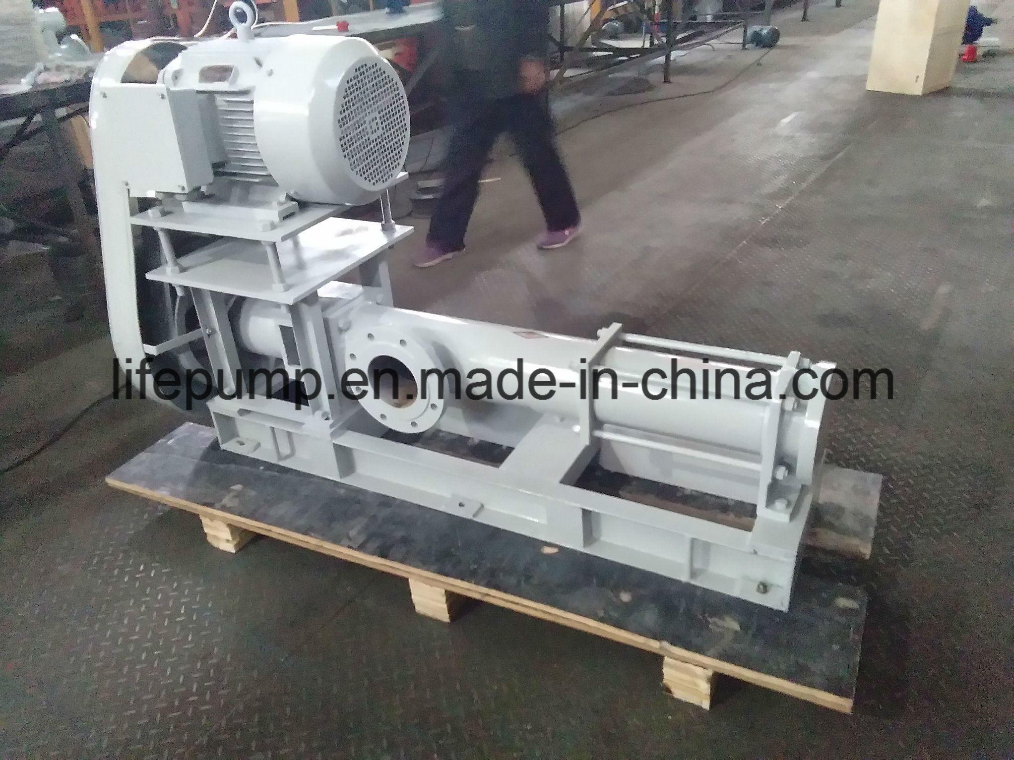 China Marine Fuel Pumps for MGO, Hfo and Lsfo Transfer Photos