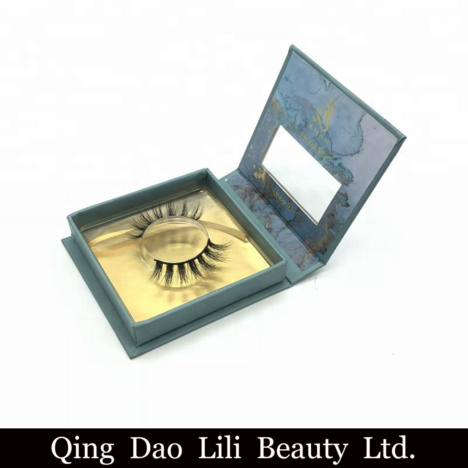 9613fdd3b3d China Private Label Wholesale 3D Mink Lashes Custom Eyelash Packaging  Eyelash Extension - China Eyelashes, Lashes