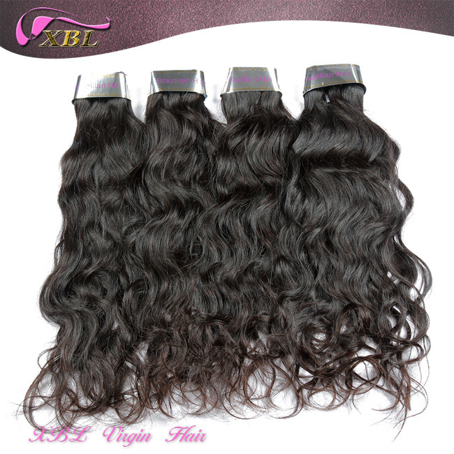 China Factory Price One Donor Natural Wave Original Brazilian Hair