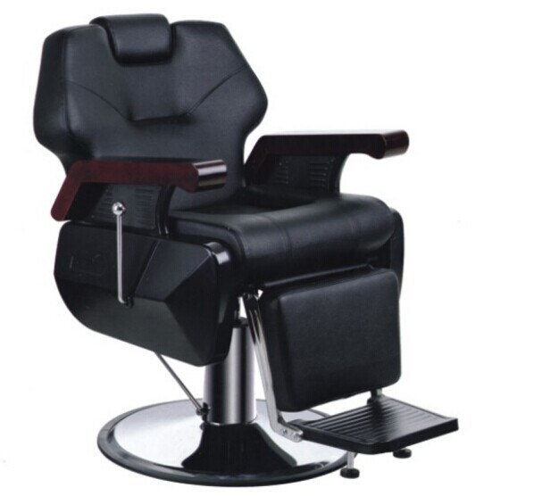 Terrific China Popular Black Salon Chairs With Recline Durable Hair Dailytribune Chair Design For Home Dailytribuneorg