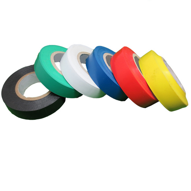[Hot Item] High Voltage Insulating PVC Electrical Insulation Tape