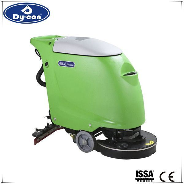 China Colorful Best Automatic Floor Cleaning Scrubber For Tile Floor