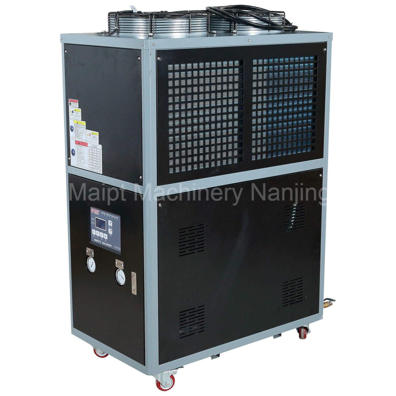 China Small Cooling Capacity Portable Air Cooled Water Chiller - China  Water Chiller, Industrial Chiller