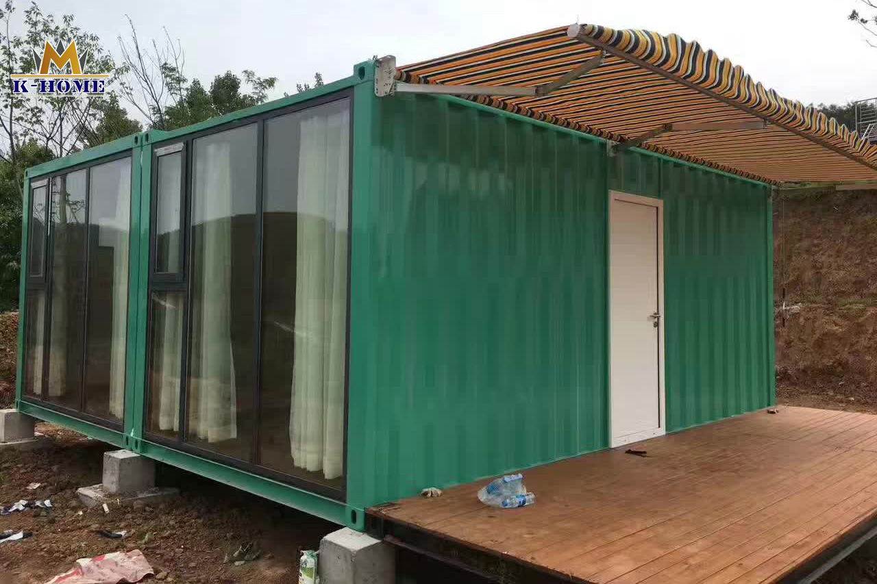 Beautiful Prefab Shipping Container Home with Best Price