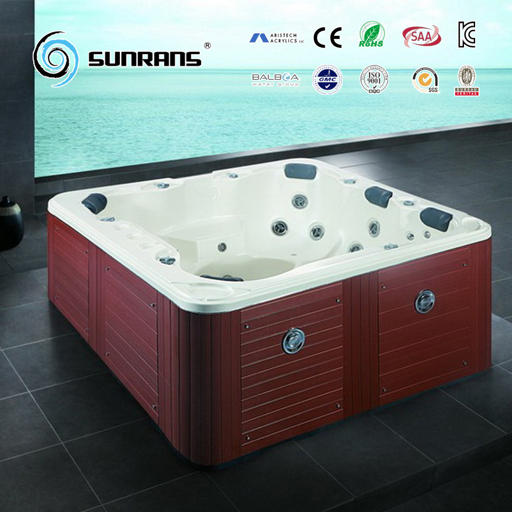 China Aristech Acrylic Balboa System Foot Massage Outdoor SPA ...