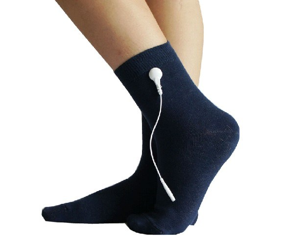 Foot Electronic Massage Socks for Tens Massager