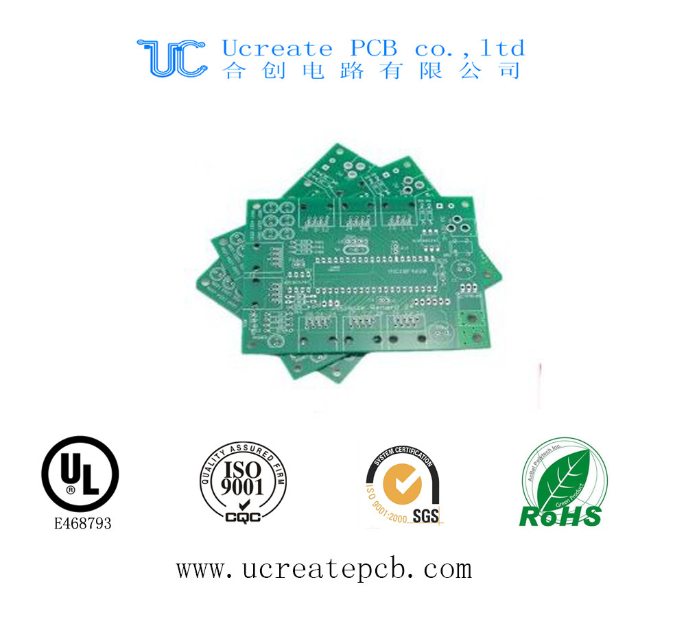 8 Layer Computer Main Board PCB with High Quality