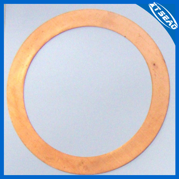 China Copper Brass Flat O Ring Washer Gasket - China Brass Washer ...