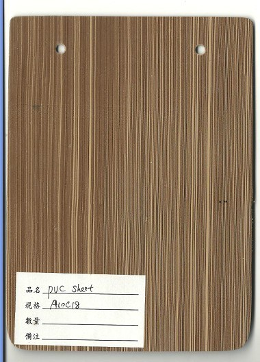 China Sunmica K005 2 Pvc Sheet China Shiny Black Pvc