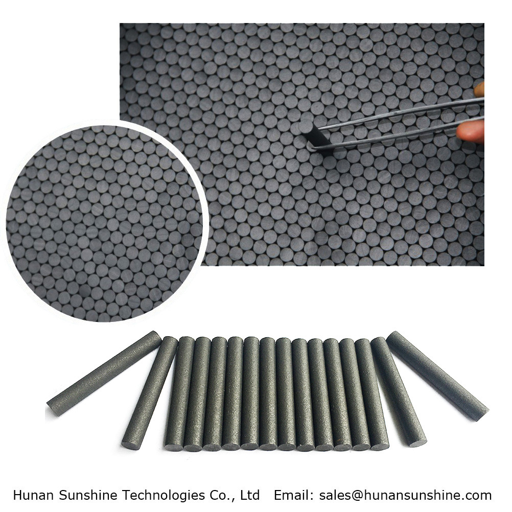 R6 AA Bp Carbon Rod Electrode for Dry Battery