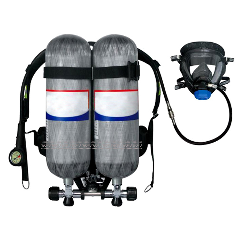 Self-Contained Positive Pressure Air Breathing Apparatus pictures & photos