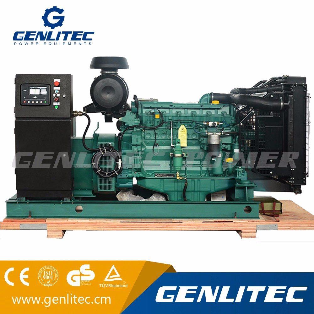 China Open Type 120kw 150kva Volvo Diesel Generator Delixi Air Circuit Breaker Cdw16300 Manufacturer