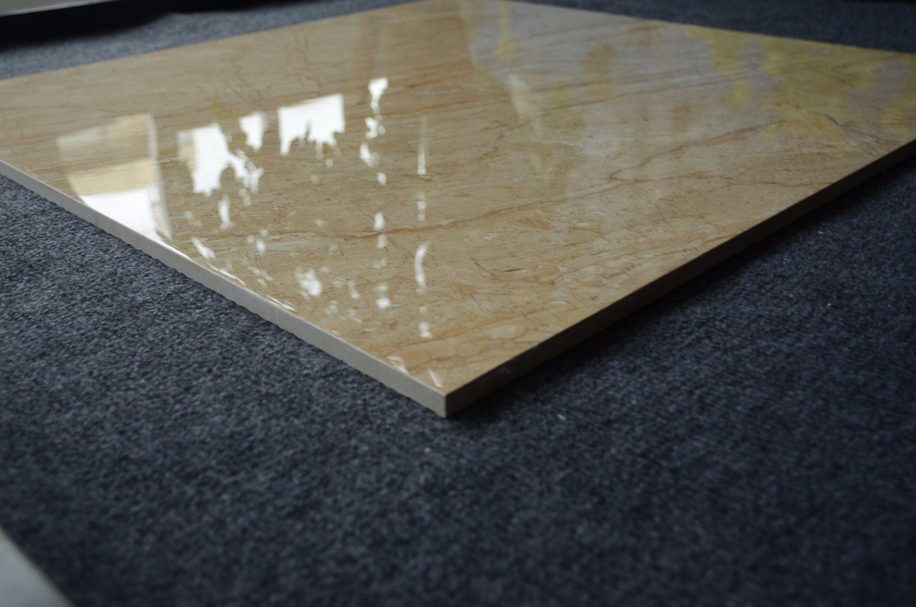 China Hs628gn Cheap Ravello Beige Glazed Porcelain Tile Floor Tile