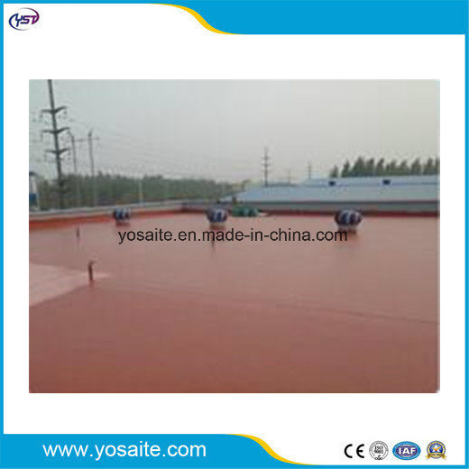 Oil Based Polyurethane PU Bathroom Swimming Pool Waterproof Coating