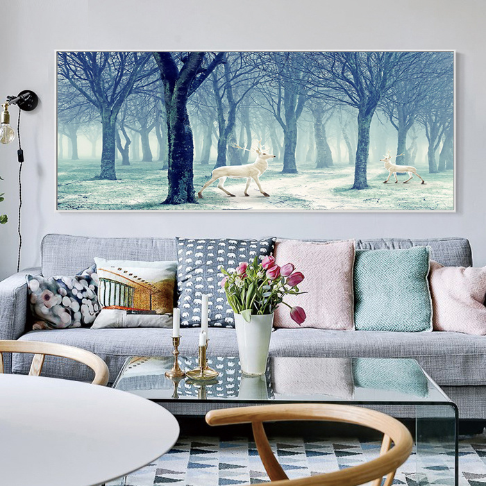Bedroom Wall Art Modern Oil Painting Landscape Canvas Art Prints China Art Prints And Canvas Prints Price Made In China Com