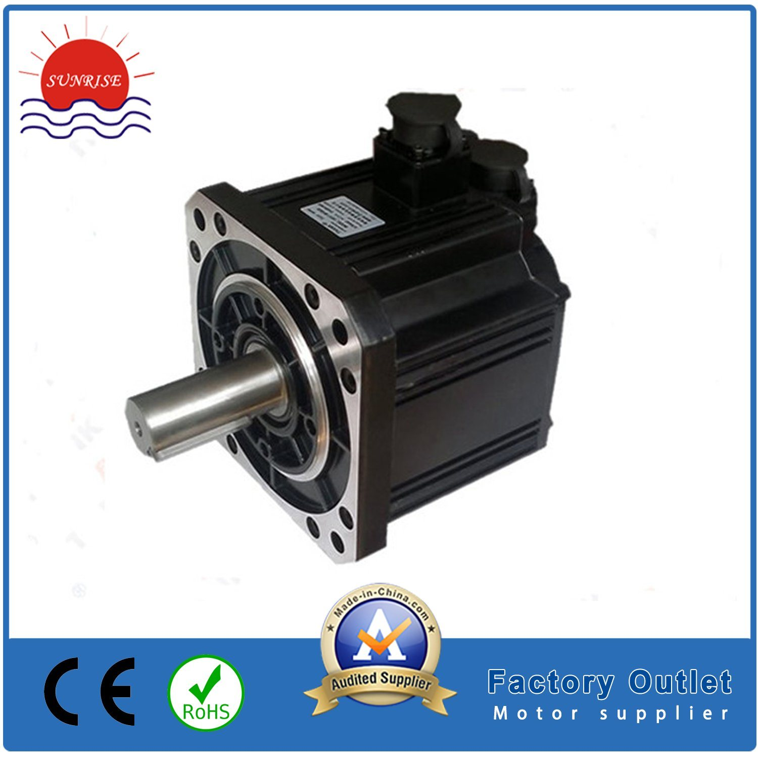 [Hot Item] 180st-M20015 2500CPR 3000W 11A Brushless AC Motor