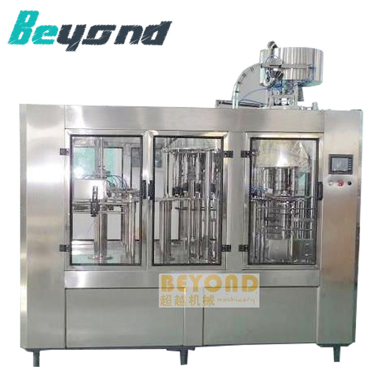 High Speed Small Bottle Juice Filling Manufacturing Machine / Equipment pictures & photos