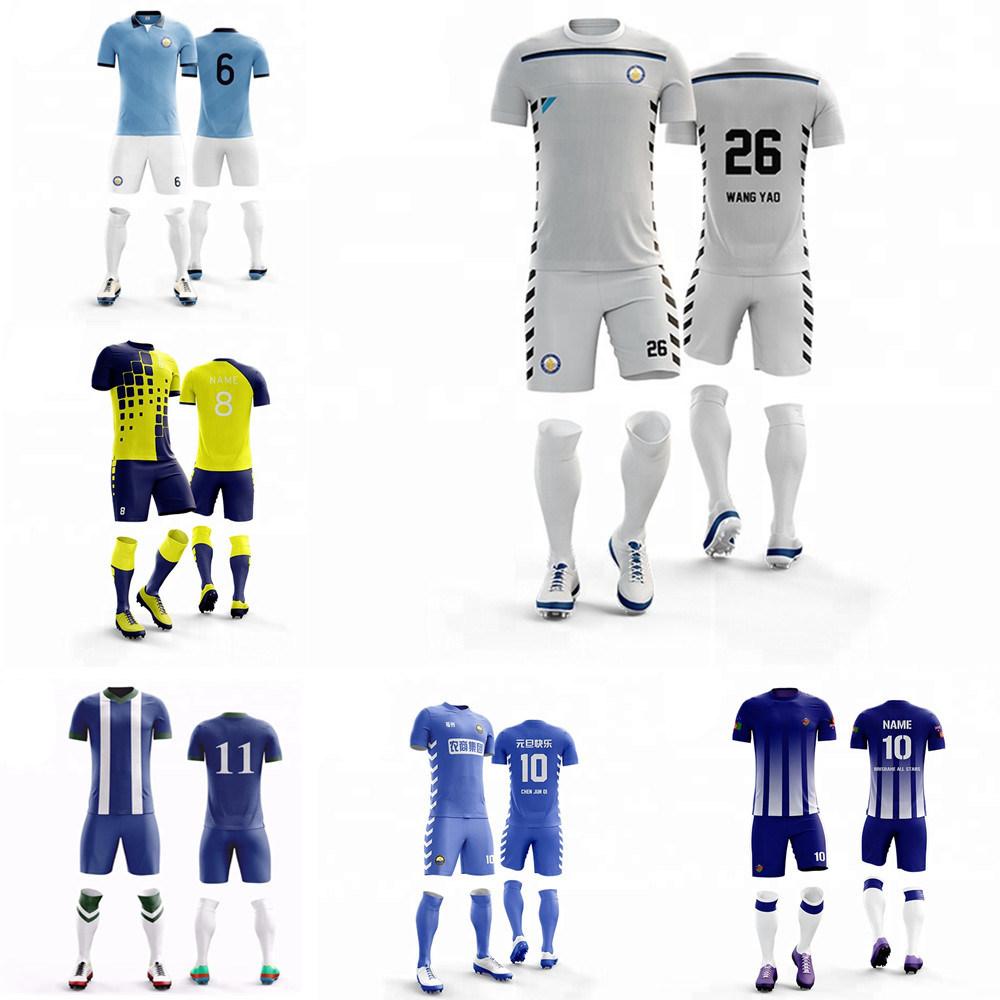 b26ad213e China High Quality Design Soccer Kit Custom All-Size Goalkeeper Soccer  Jersey - China Soccer Jersey, Football Jersey