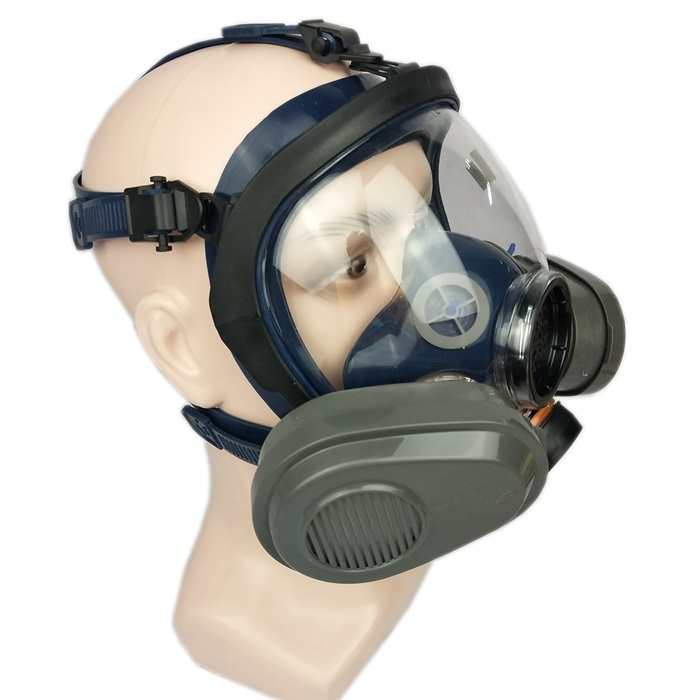 full face dust mask respirator