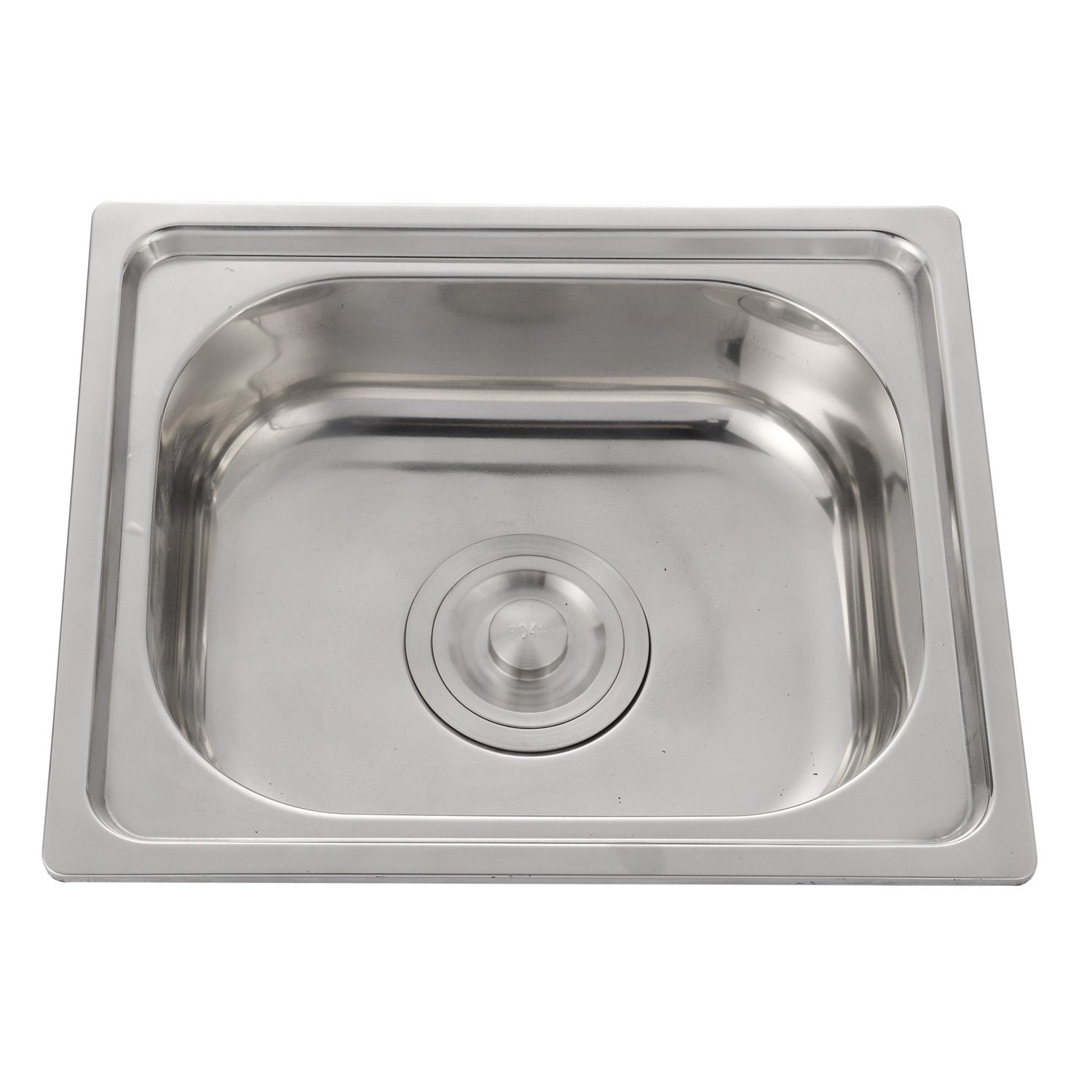 [Hot Item] 201 Sink Cheap Price Stainless Steel Single Bowl Undermount Sink  Ls-5237A