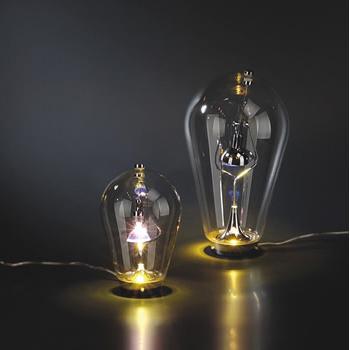 China Modern Table Lamp Big Bulb, Big Bulb Table Lamp