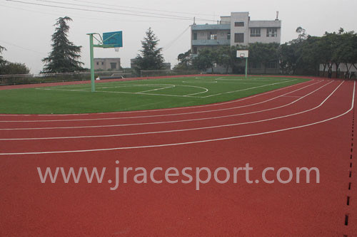 Environmental EPDM Running Tracks Sport Surface