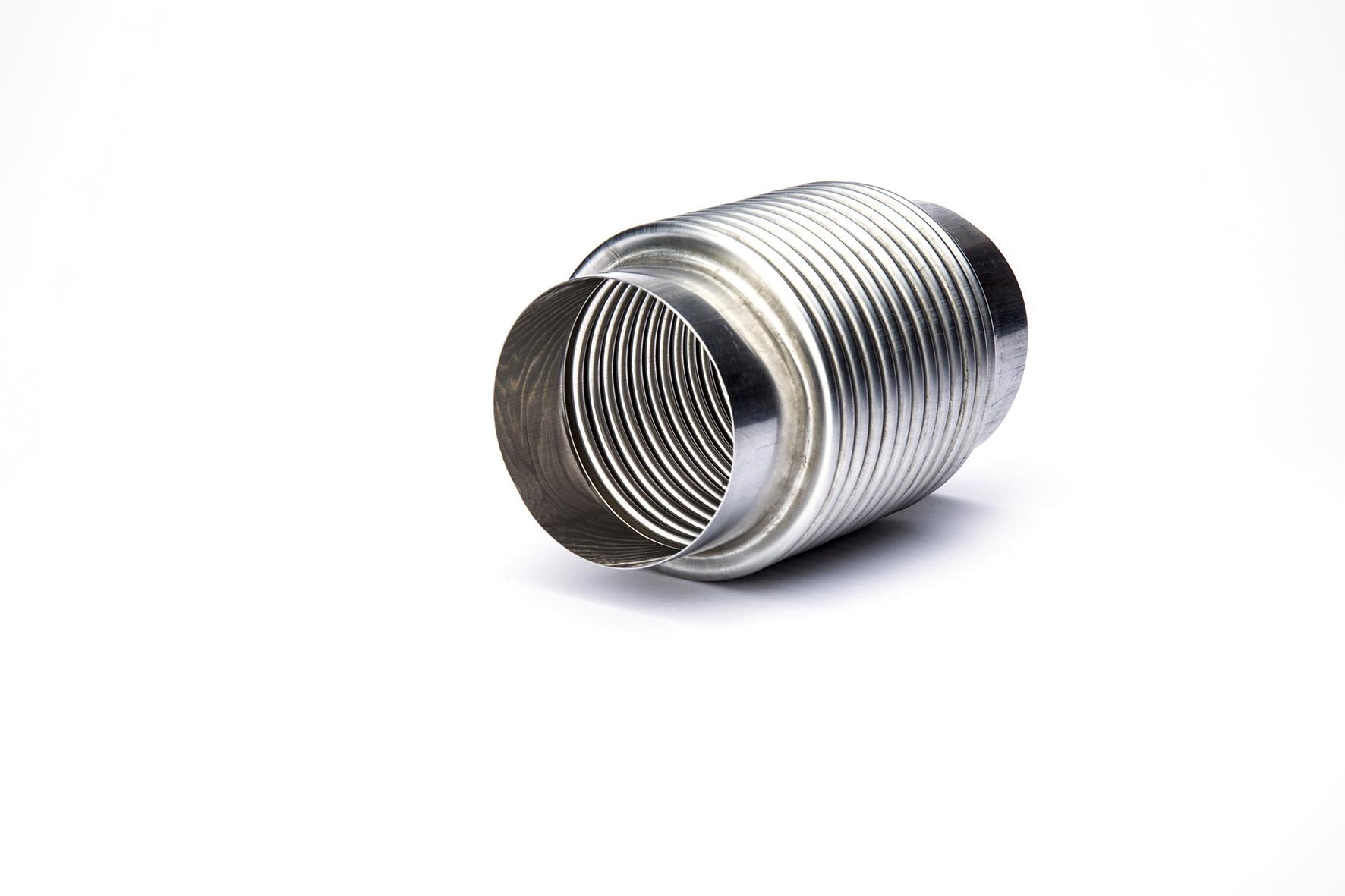 "10/"" Stainless Steel Flexible Exhaust Tubing 4/"" Diameter"