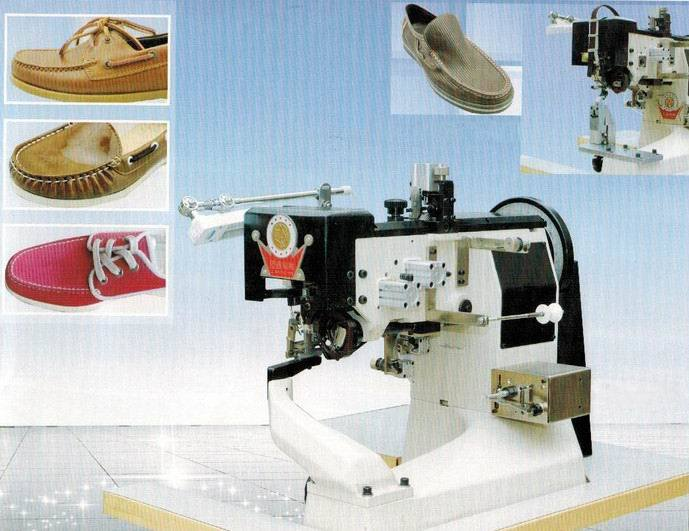 Moccasins Sewing Machine