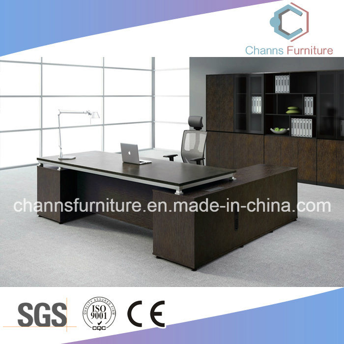 China Modern Furniture 1 8m Wooden Executive Computer Desk Office Table Cas M1746