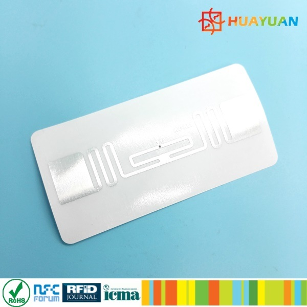 Retail Management HY-H61 MONZA R6 Adhesive UHF RFID label Tag pictures & photos