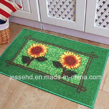 Comfortable Loop Pile Polyester Latex Backing Floor Carpet
