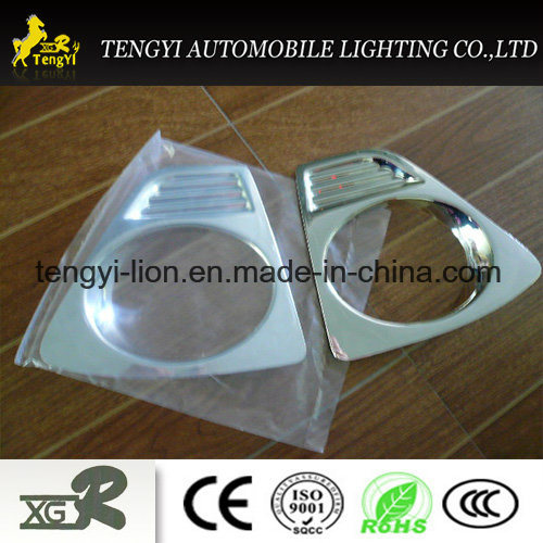 Auto Car Fog Light Chrome Plating Cover for Toyota Vellfire Aqua Alphard pictures & photos