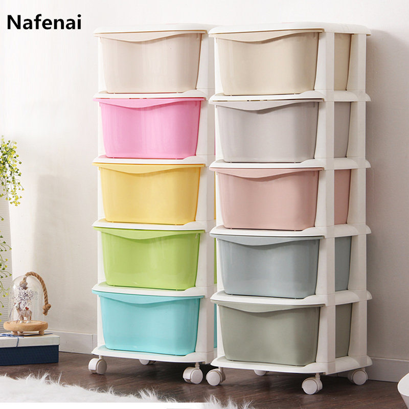 China Plastic Storage Drawers Organizer Box Storage ...
