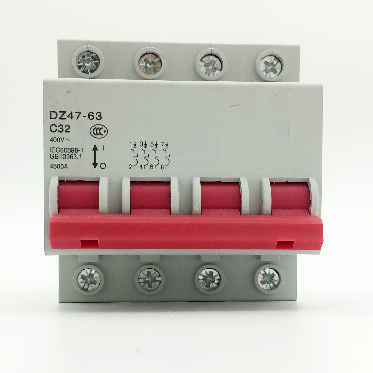Wholesale Mcb Miniature Circuit Breaker Buy Reliable Electronics Is A Device Designed To Dz47 63 4p