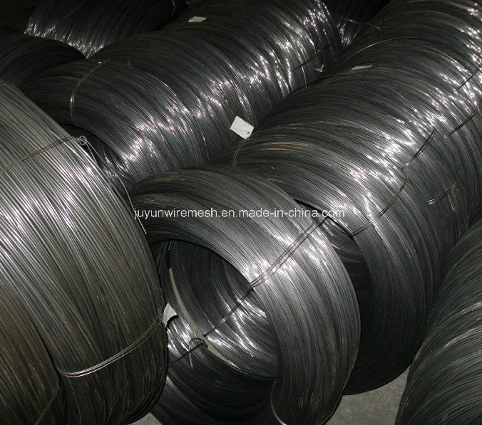 Ungalvanized High Carbon Spring Steel Wire 0.2~12mm pictures & photos