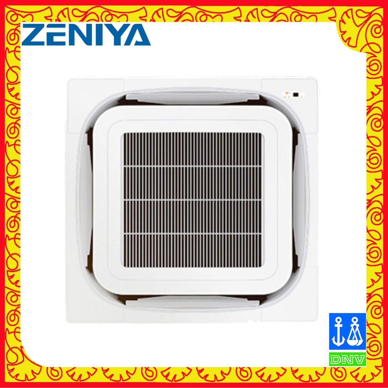 China Surround Air Flow Ceiling Cassette Fan Coil Unit For Conditioner Hvac