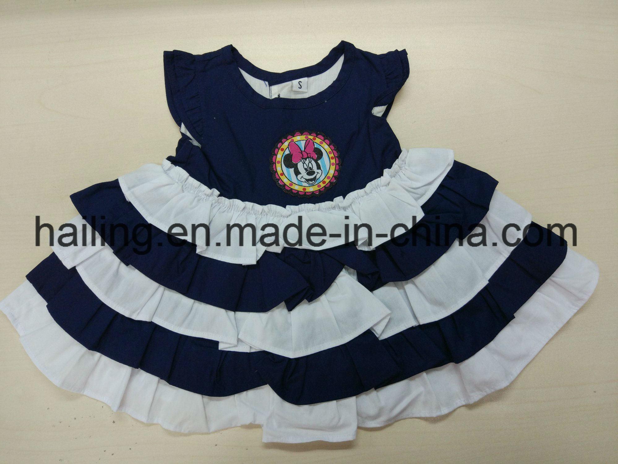 9aa10b73a China Baby Girl 100% Cotton Comfortable Dress - China Baby Dress ...