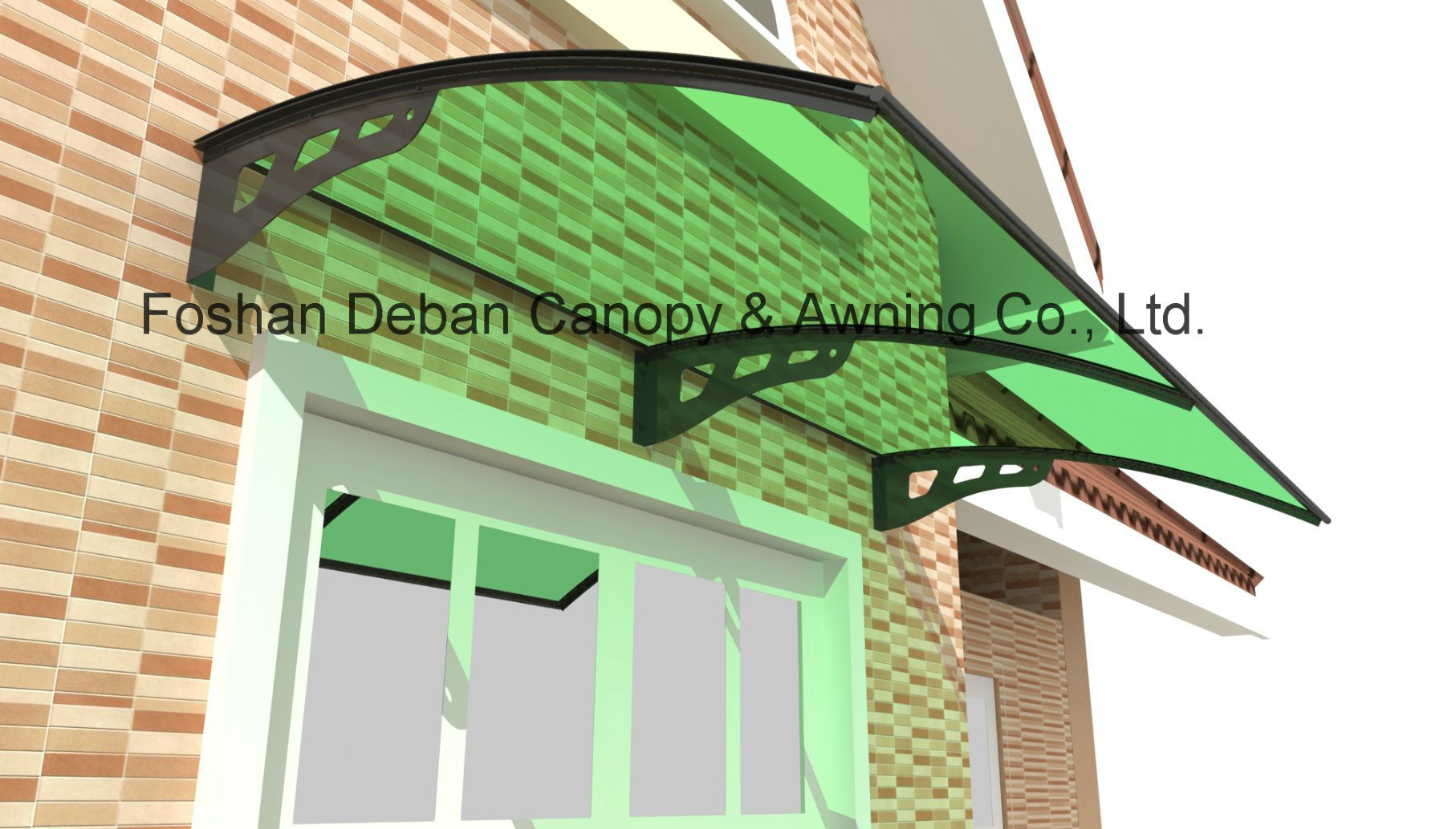 China Aluminum /Polycarbonate Awning For Doors And Windows /Sunshade    China Door Canopy, Polycarbonate Sheet