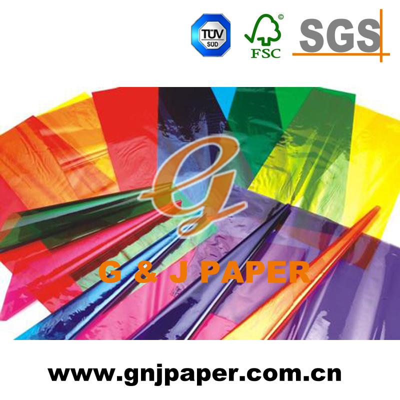 Hot Item Colorful Greaseproof Candy Wrapping Cellophane Paper