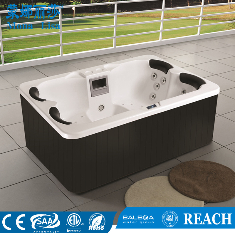 China Monalisa Sweet Mini SPA Tub for 4 People (M-3332) - China ...