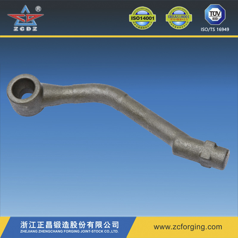 Steel Forging Suspension Arm for Auto by Hot Forging
