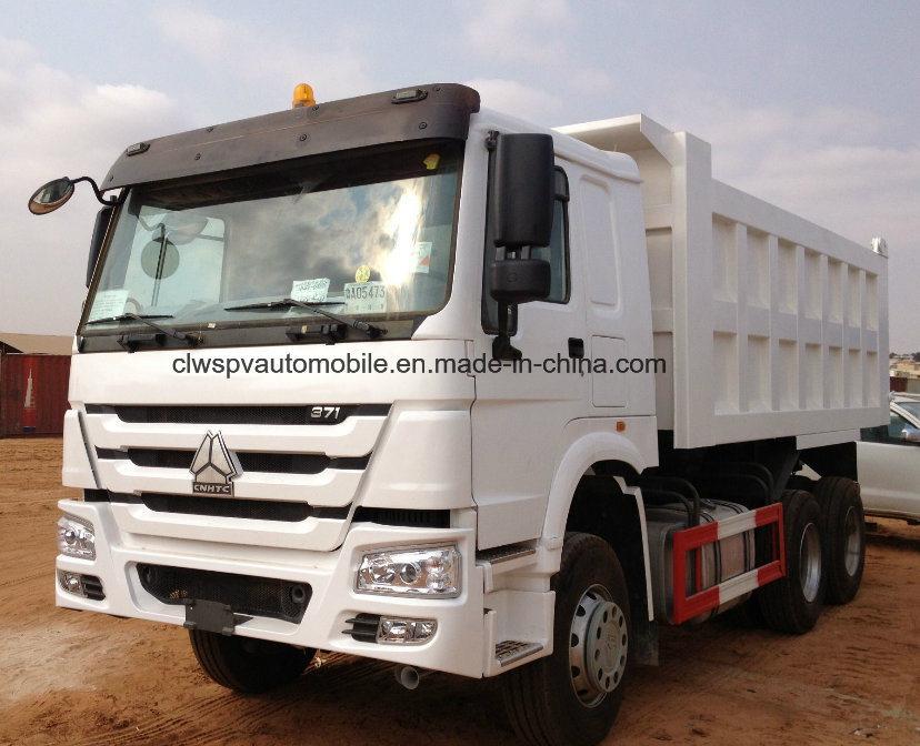 SINOTRUK HOWO Heavy Duty Dump Truck ZZ3257N3847A Heavy
