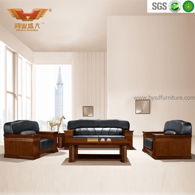 Super Hot Item China Manufacturer Office Wooden Leather Sofa Set Designs Hy S939 Caraccident5 Cool Chair Designs And Ideas Caraccident5Info