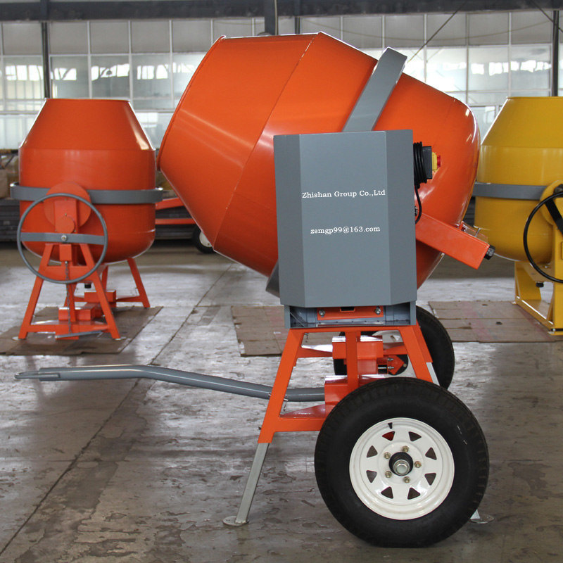 CMH800 (CMH50-CMH800) Portable Electric Gasoline Diesel Concrete Mixer pictures & photos
