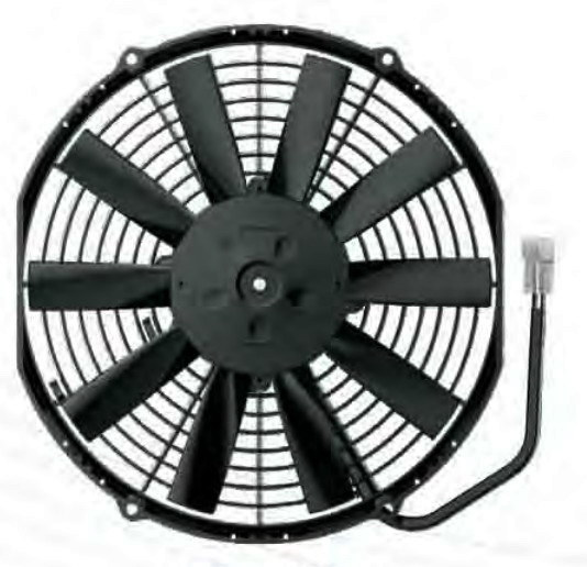 C 27s Straight Blade Axial Fan