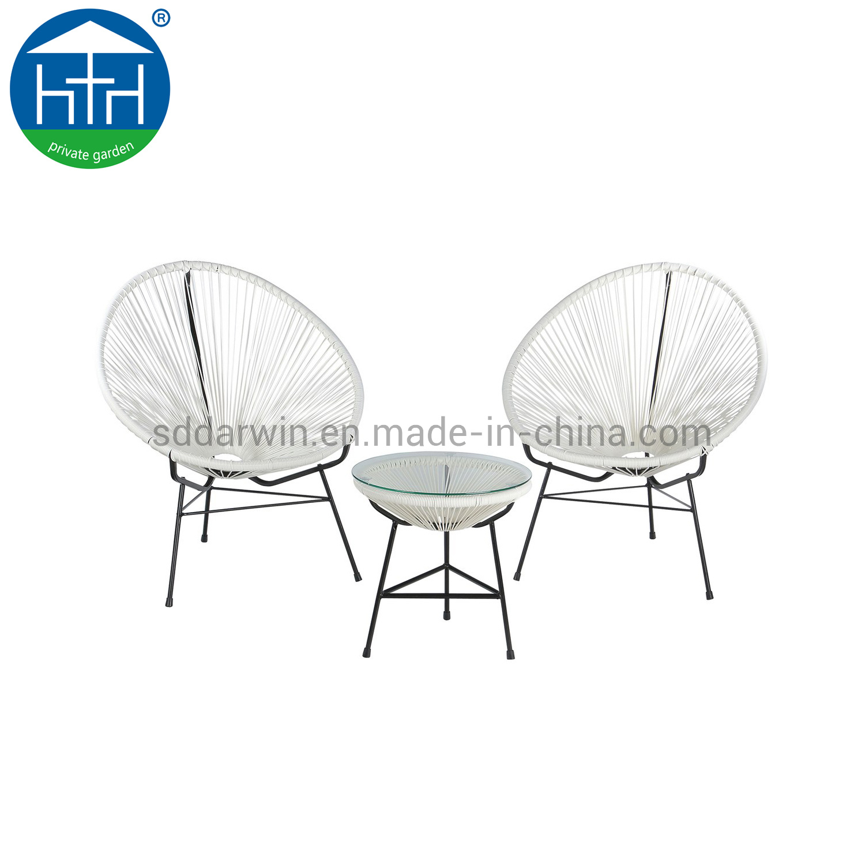 Outstanding China Modern White Garden Leisure Furniture With Rattan Spiritservingveterans Wood Chair Design Ideas Spiritservingveteransorg